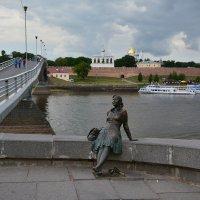 На берегу :: Moscow.Salnikov Сальников Сергей Георгиевич