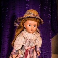 Натюрморт с куклой :: Полина Шлапакова