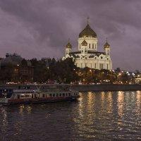 Храм Христа Спасителя. :: Геннадий Пынькин
