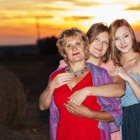 Три поколения) :: Елена Семёнова