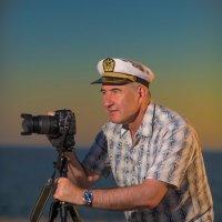 Ловим закат на Кипре :: Владимир Горубин