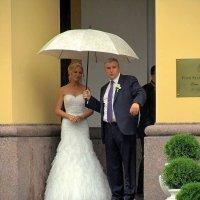 Поздняя свадьба :: Сергей Карачин