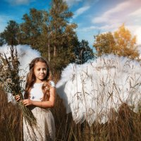 Ангел :: Евгения Пятницкая