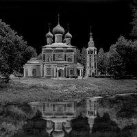 Собор в городе Углич :: Сергей Потапов