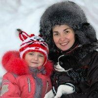 Сибирячки :: Сергей Бажов