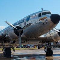 МАКС 2015. DC-3 :: Роман Царев