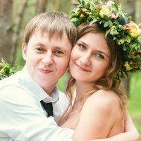 Елена и Владимир :: Евгения Кудухова