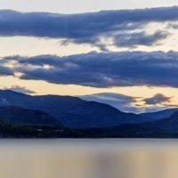 небо,горы и вода :: ник. петрович земцов
