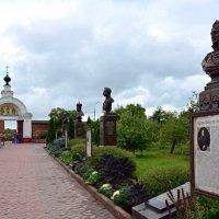 Николо-Берлюковский монастырь. :: Oleg4618 Шутченко