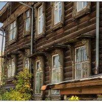 Окна во двор :: Роман Рыбальченко