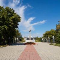 Стелла в Славгороде :: Владимир Бондарев