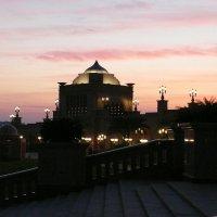 Эмирэйтс Палас, Абу-Даби :: Мария Стрижкова