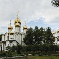 Никольский собор и его колокольня, Никольского женского монастыря :: Игорь Егоров