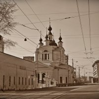Покровский храм :: Natalia Mihailova