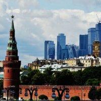 Высотки Москвы :: Валерий Антипов