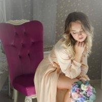 прекрасное утро невесты :: Ирина Автандилян
