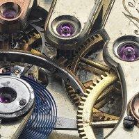 Старинный часы . Фрагмент . рекламная съёмка :: Олег Вайднер