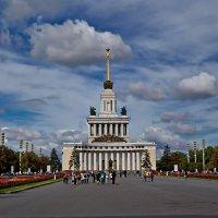 ВДНХ... Москва. :: Viktor Nogovitsin