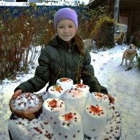 Зимние поделки :: Валентин Кузьмин