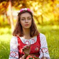 Русская красавица :: Фотохудожник Наталья Смирнова