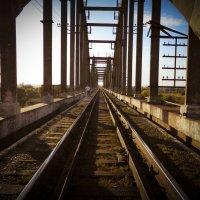 Пересекая мост :: Maggie Aidan