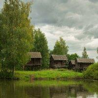Старая деревня :: Олег Зима