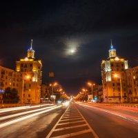 Ночной проспект :: Александр Мирошниченко
