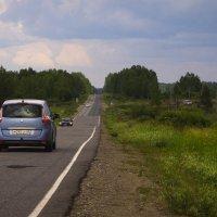 Дорога на дачу :: Рома Григорьев