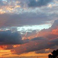 Божественная мелодия неба. :: Alexander