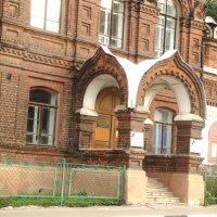 Дом Геогриевского братства с часовней :: Лебедев Виктор