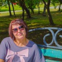 В парке :: Макс Ustyansev