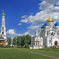 Николо-Угрешский монастырь :: Александр Назаров