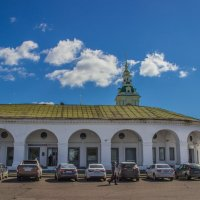 Кострома :: Elena Ignatova