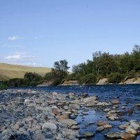 В долине реки Сусамыр :: Александр Грищенко