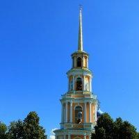 Рязань. Прогулки по Кремлю. :: Лесо-Вед (Баранов)