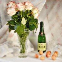 Шампанское( обработка) :: Наталия Лыкова
