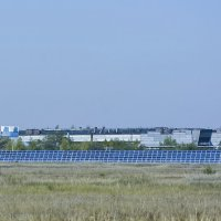 Солнечная электростанция. :: юрий Амосов
