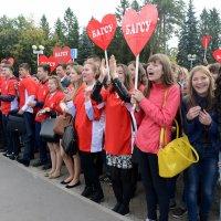 Парад студентов Башкортостана-2015 :: arkadii