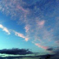 небесные краски :: МИХАИЛ КАТАРЖИН
