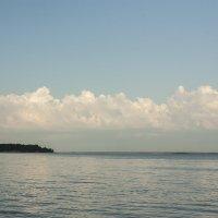 Линия горизонта :: Ольга