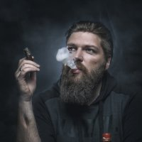 Портреты для моего сигарного клуба :: Serge Aramis