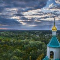 Святогорский закат :: Дарина Колода