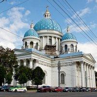 Собор Святой Живоначальной Троицы лейб-гвардии Измайловского полка. :: Александр Яковлев