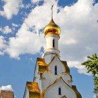 Церковь Александра Невского. Москва.  Canon 6d 24-105. :: Viktor Nogovitsin