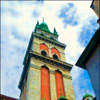 Успенская церковь. Старый Львов. :: Юрий Гординский