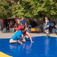 Спорт. :: Геннадий Оробей