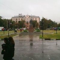 Мокрый город :: Ольга Кривых