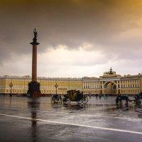 Город дождей :: Андрей Михайлин