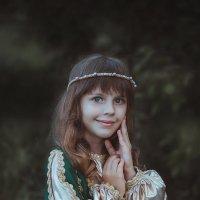 Лесная фея :: Наталья Кирсанова
