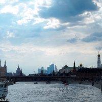 С Днём Города, Родные Души! :: Анна Бергстрем Фрида